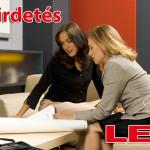 A székelyudvarhelyi LEMS bútorüzlet eladási tanácsadót alkalmaz